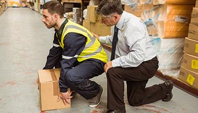 Movimentação Manual de Cargas - Basic Safety Training – Manual Handling